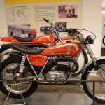 """Una Montesa """"Baobab"""" y una Bultaco Sherpa T nuevas incorporaciones del Museu de la Moto"""