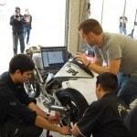 Los Reyes también traen cursos de mecánica de EPS