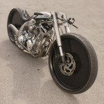 Morsus Bike by Akrapovic  & Dream Machine