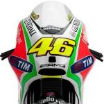 Así es la Ducati Desmosedici GP12