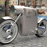 Monocasco, una concept bike vintage inspirada en la Ossa de Santiago Herrero