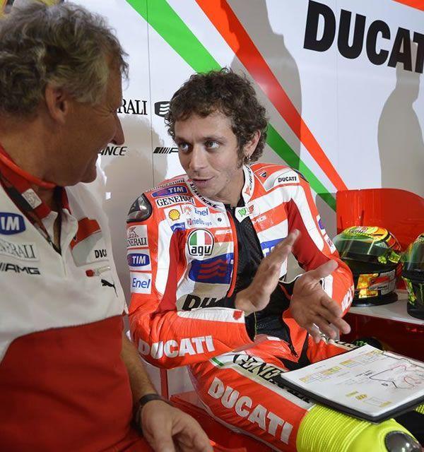 © Ducati Corse.