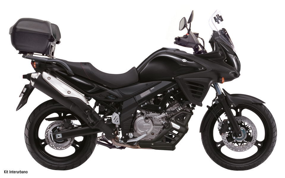 Suzuki V-Strom 650 ABS Kit Interurbano.