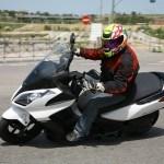 Michelin Power Pure SC, de la competición a tu scooter