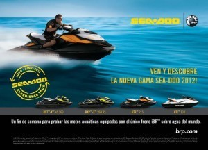Sea-Doo Experience Tour 2012
