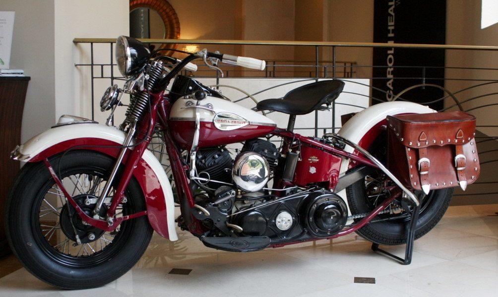 BIG Harley.