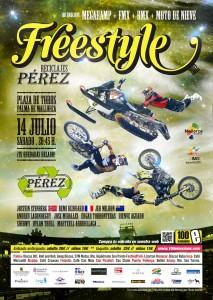 Cartel del Freestyle de Palma