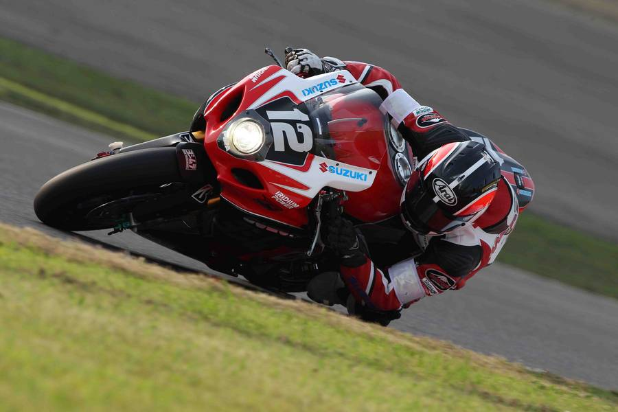 Yoshimura Suzuki Racing Team © FIM.