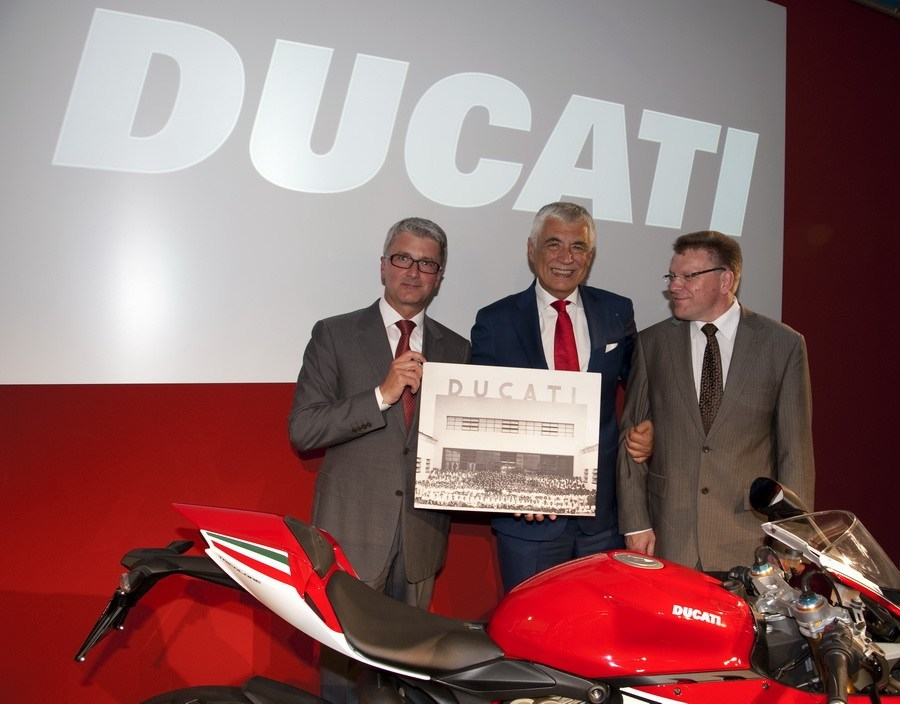 © Ducati Motor Holding S.p.A.