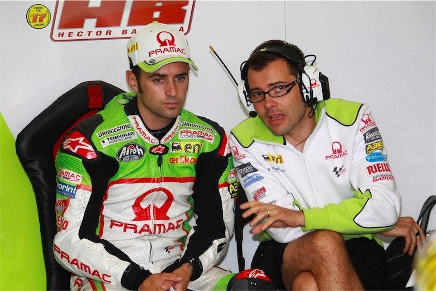 © Pramac Racing.