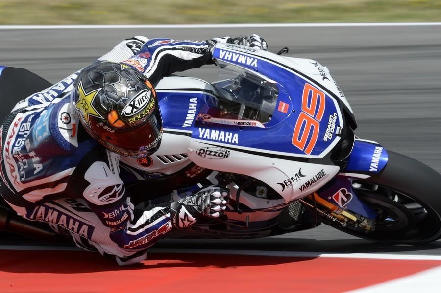 © Yamaha Factory Racing.