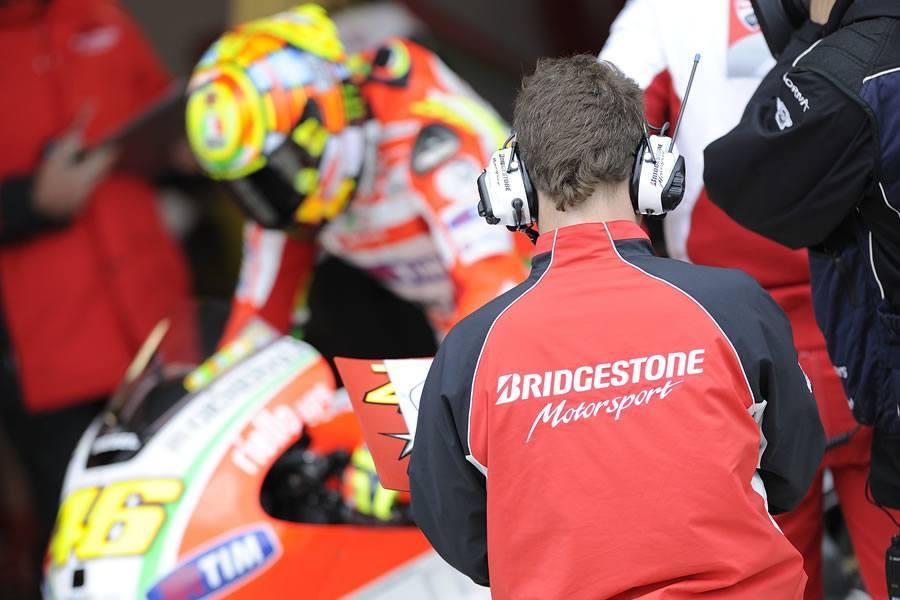 © Bridgestone Motor Sports.