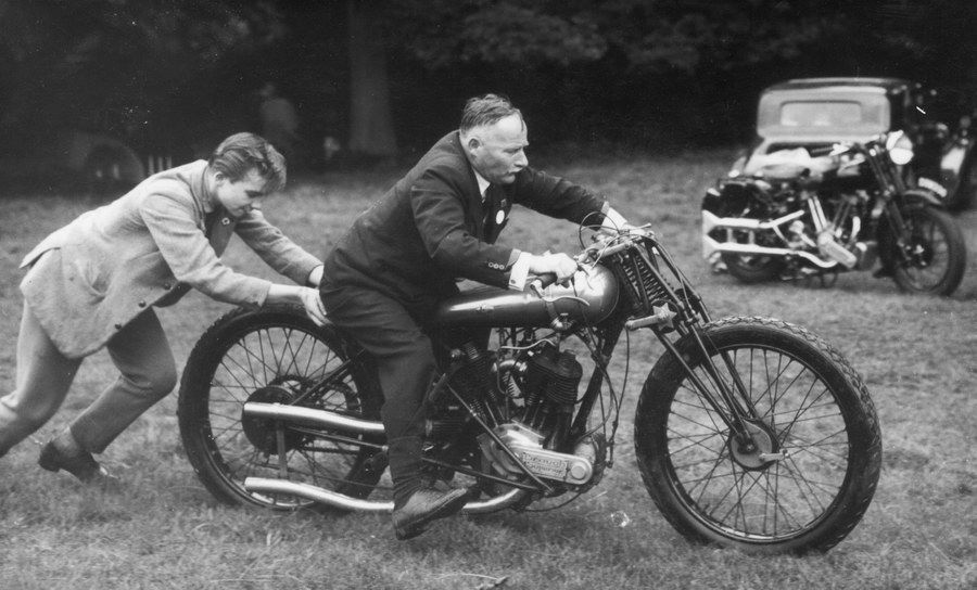 © Brough Superior Club.