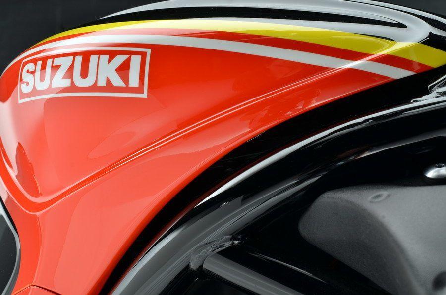 © Suzuki U.K.