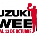 Aprovecha la Suzuki Week y ¡¡renueva moto!!