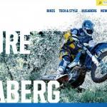 Husaberg estrena nueva página web con toda la info de la gama 2013