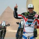 Joan Barreda y Husqvarna conquistan el Rally de los Faraones