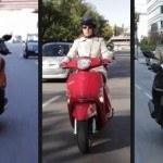 """Armas de scooter, recursos de mujer""… Kymco nos presenta un interesante video"