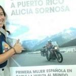 Viajera incansable, Alicia Sornosa visita Lisboa tras regresar de Puerto Rico
