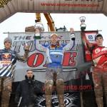 Tercera victoria consecutiva de Graham Jarvis en The Tough One