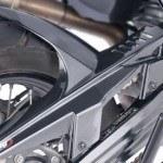 Guardabarros trasero Puig para la BMW F800GS