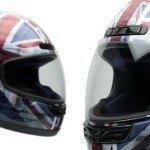 Luce la Union Jack con el casco UK 3D Activity de NZI