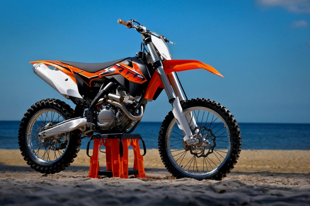 350 SX-F Motocross