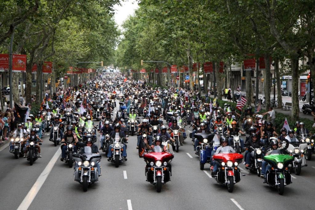 Barcelona Harley Days 2012 a