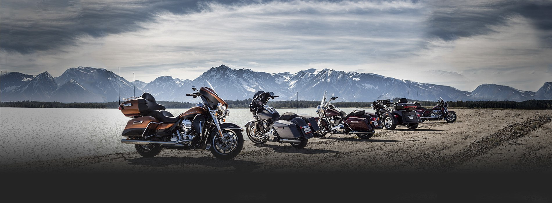 harley davidson project rushmore 2014