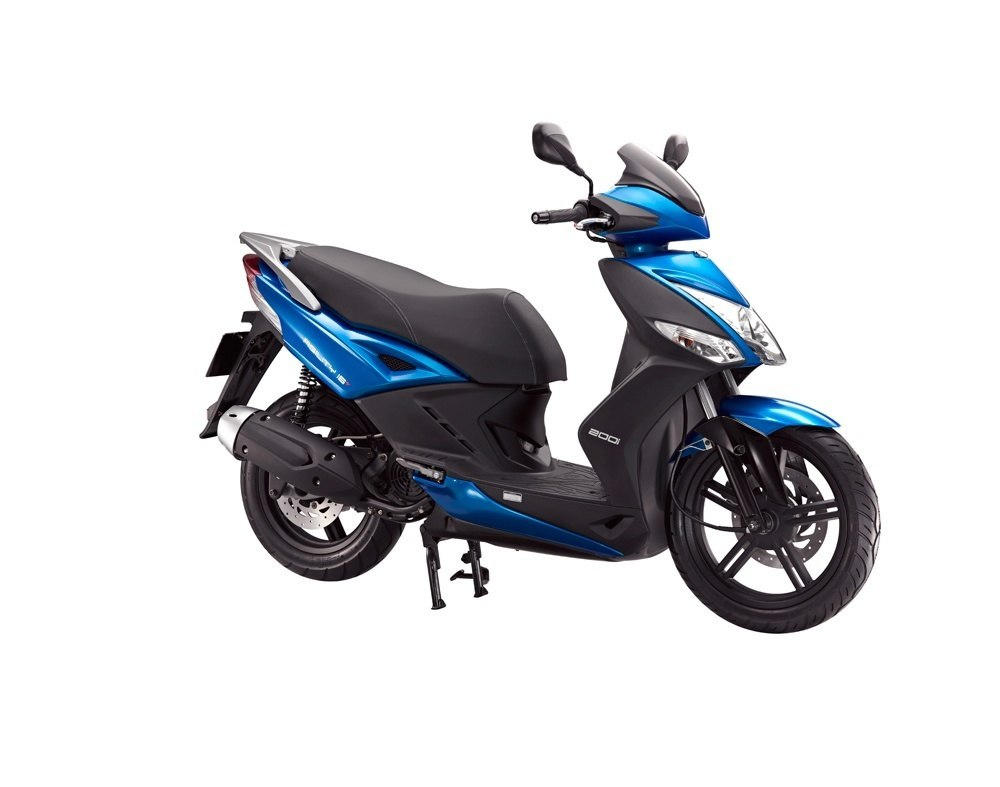 kymco-scooter