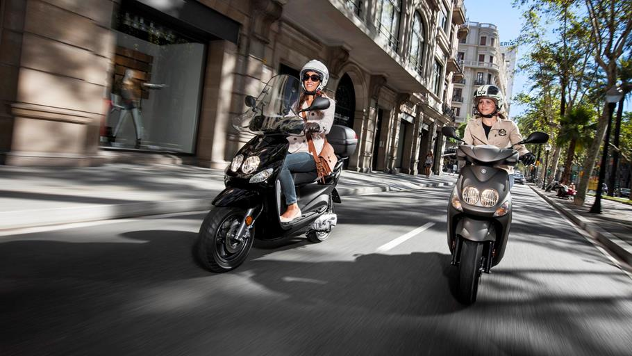 yamaha scooter neo 2014