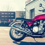 Ya conocemos el precio de la Honda CB1100 EX: 13.499 euros