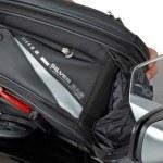 El anclaje GIVI Tanklock: bolsas con un clic y sobre el depósito