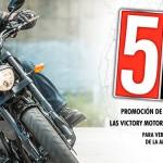 Así son los 5 años de garantía para motos Victory