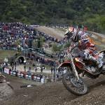 Gran Premio de Bulgaria de Motocross: Carioli aún más líder