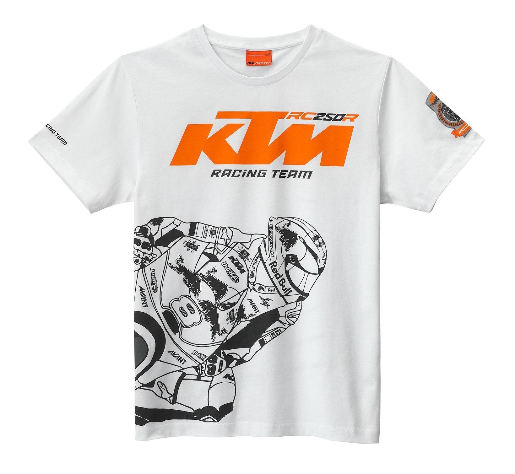 ktm novedades 2014 camiseta