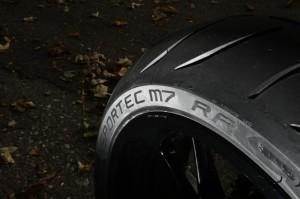 Neumáticos Metzeler M7 RR