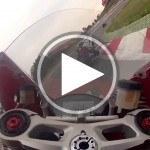 Video de una Ducati 1199 Panigale y una 1199R persiguiendo una Ducati Desmosedici RR