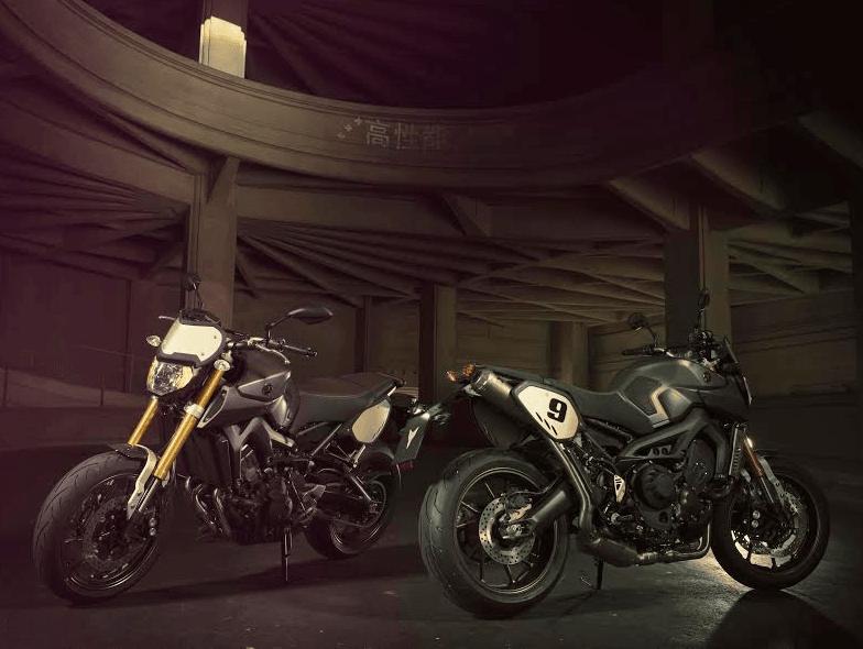 Yamaha-MT-09-street Tracker
