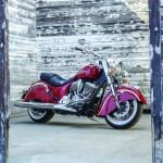 Las Indian Motorcycles Chief se pasan al bicolor para 2015