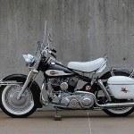 Subastada la Harley Davidson FLH Duo-Glide de Jerry Lee Lewis