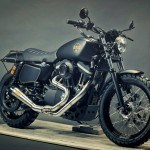 Harley Davidson 1200 XL Scrambler custom
