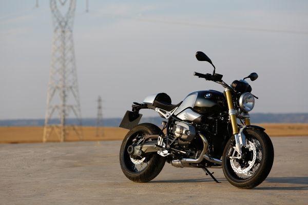 BMW R nine T 2014
