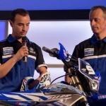 Yamaha presenta sus equipos del Mundial de Motocross