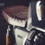 Preparación scrambler de la Honda CB1100 por CBO