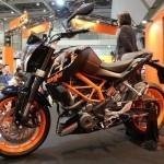La nueva Duke 250, la web de KTM y los mercados despistados
