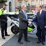 La Guardia urbana de Barcelona incorpora a su flota la BMW C Evolution
