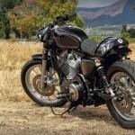 Pacific Custom Harley-Davidson 883 Café Racer