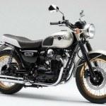 Kawasaki lanza nueva edición limitada para la W800 solo en Japón