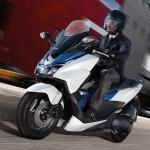 Todos los datos de la nueva Honda Forza 125 scooter